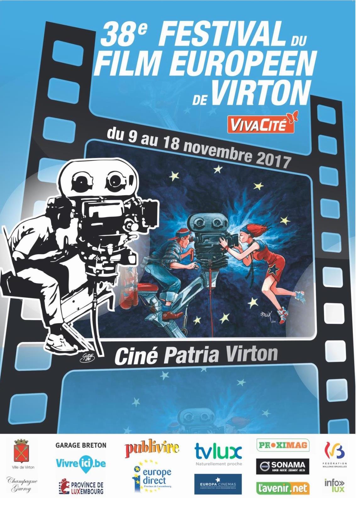 """Résultat de recherche d'images pour """"festival du film européen de virton"""""""